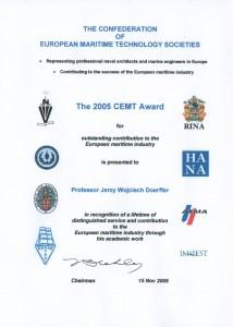 2005_CEMT_Award